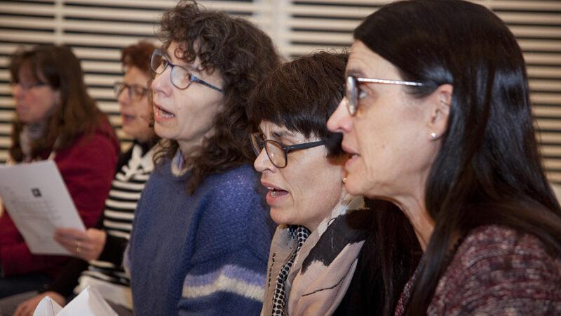 Auch auf lautes Singen im Gottesdienst soll in Deutschland als Schutzmassnahme verzichtet werden. | © Roger Wehrli