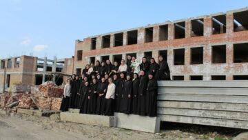 Das Geld von «Kirche in Not» fliesst zu grossen Teilen in den Bau der christlichen Schule in Burshtyn. | © zvg