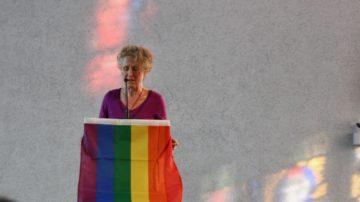 Susanne Andrea Birke fand im Buch Ruth ein Beispiel für eine Patchworkfamilie über Generationen hinweg. | © Marie-Christine Andres