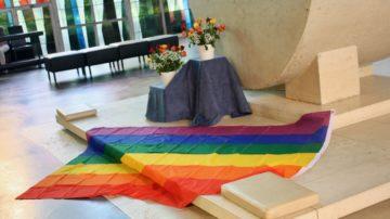 Der Regenbogen ist das internationale Symbol der LGBT-Bewegung. Er steht für Toleranz, Vielfalt und Hoffnung. | © Marie-Christine Andres