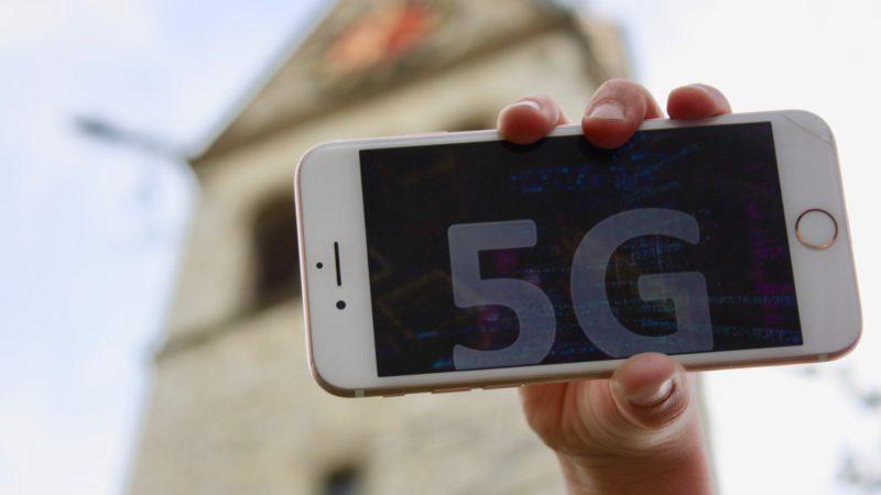 Noch scheint die Diskussion um 5G-Antennen im Kirchenaargau nicht geführt zu werden. | © Marie-Christine Andres
