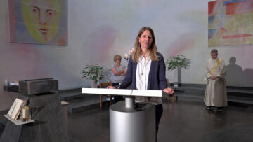 Isabelle Deschler wünscht sich, dass die Menschen etwas mitnehmen aus der Coronazeit, das der ganzen Erde zugute kommt. | © Christian Breitschmid