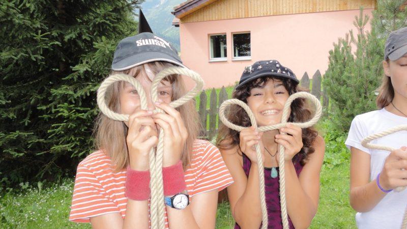 Die Jubla ist beliebt. Seit Jahren steigen die Mitgliederzahlen. | © Jungwacht Blauring Schweiz