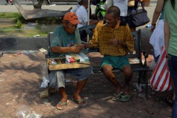 Manila ist die Hauptstadt der Philippinen. Sie  liegt auf der Hauptinsel Luzón. 50 Kilometer ausserhalb der Stadt  befindet sich  das Kinderheim  St. Martin de Porres, das von einem Verein der Kirchgemeinde Eggenwil-Widen finanziell unterstützt wird. | © kna-bild