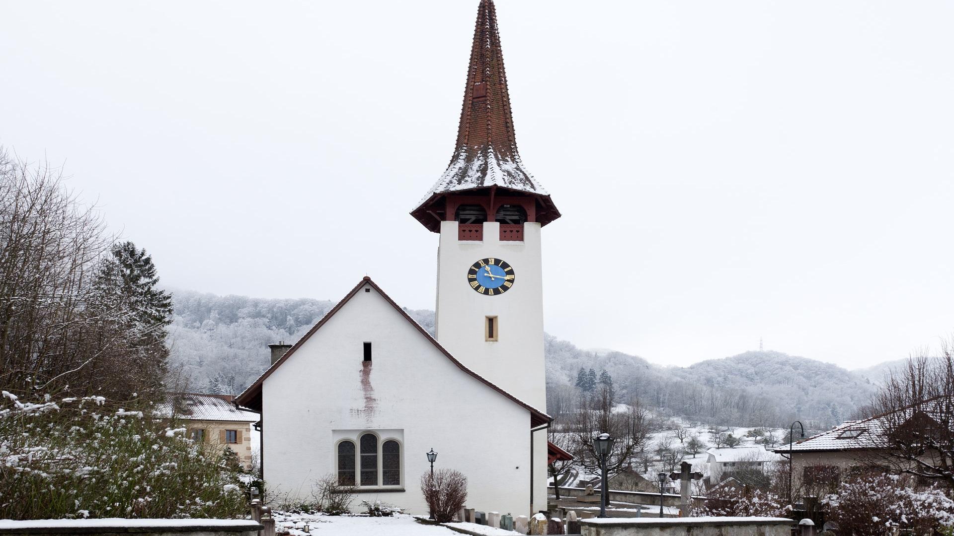 Kienberg, Maria Himmelfahrt | © Roger Wehrli
