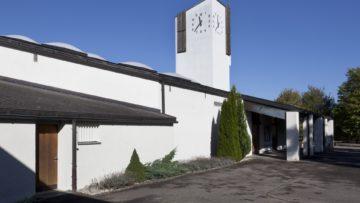 Nach 30 Jahren und ausserhalb des Wallis wieder in die Kirche zu gehen, sei ein Kulturschock gewesen, sagt Philipp Zurbriggen. Das beginne schon bei der Kirche: «Jede Walliser Kirche ist schöner als die in Zeihen.» | © Roger Wehrli