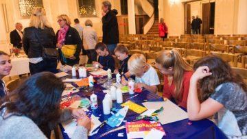 Auch für Kinder und Jugendliche hat die Lange Nacht der Kirchen einiges zu bieten. | © Röm.-Kath. Landeskirche Aargau