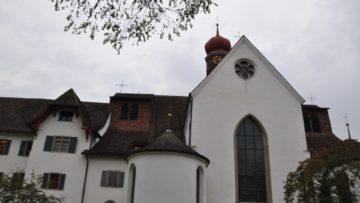 Nach einem verheerenden Brand war das Kloster Wettingen 1517 neu erbaut worden. Nach einer wechselvollen Geschichte wurde das Kloster 1841 endgültig geschlossen. Der Orden besteht in Mehrerau bei Bregenz als Abtei Wettingen-Mehrerau weiter. | © Carmen Frei