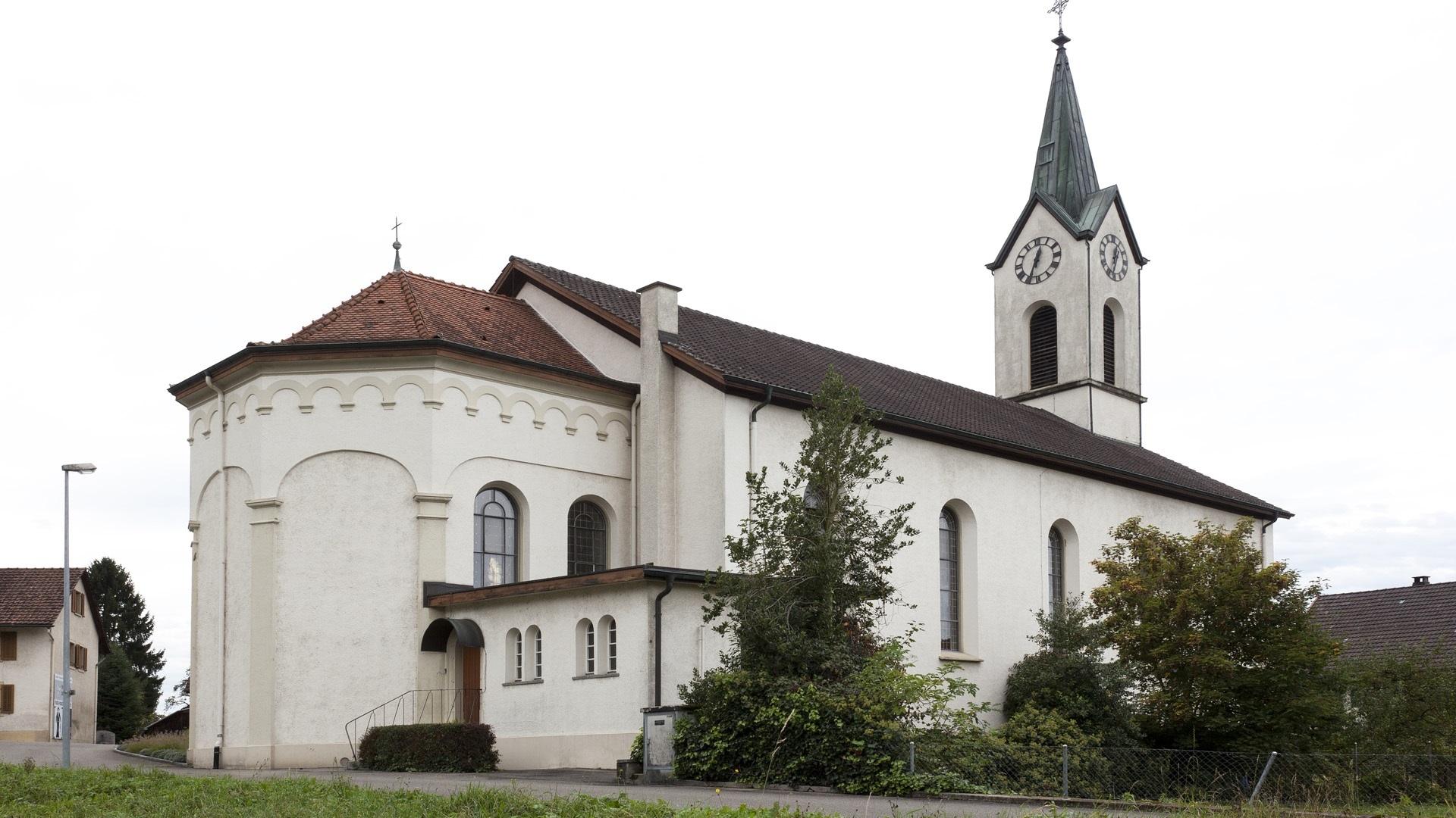 Leibstadt, St. Fridolin | © Roger Wehrli