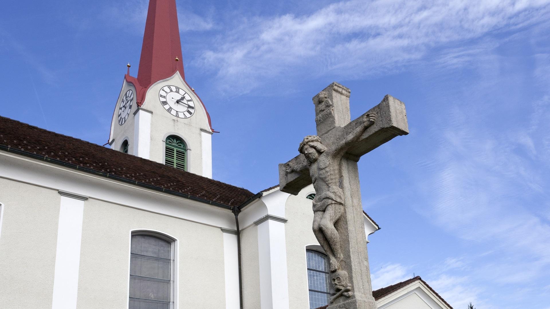 Mühlau, St. Anna | © Roger Wehrli
