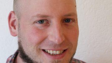 Matthias Villiger, Jugendarbeiter in der katholischen Kirchgemeinde Kirchdorf. | © zvg