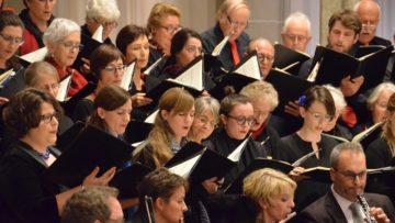 Am Anlass «Aarau singt» wird dieses Jahr ein hundertköpfiger Chor auf der Bühne stehen. | zvg