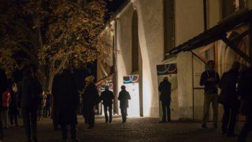 Die meisten Veranstaltungen der Mendelssohntage finden in der Aarauer Stadtkirche statt. | zvg