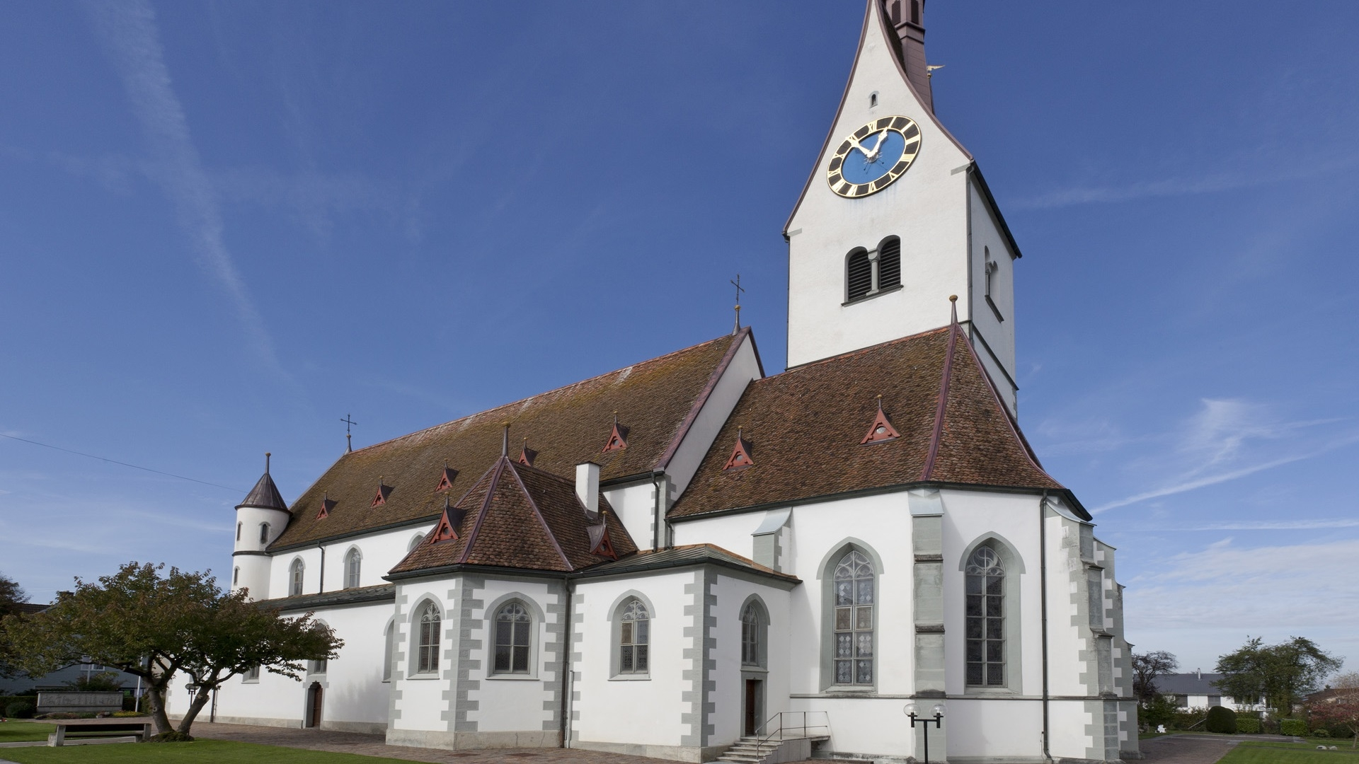 Merenschwand / Benzenschwil, St. Vitus | © Roger Wehrli