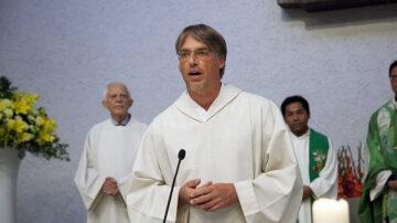 Michael Lepke ist Leiter des Pastoralraums Siggenthal und Gemeindeleiter der Pfarreien Nussbaumen, Kirchdorf und Untersiggenthal. | © Roger Wehrli