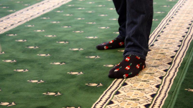Am Samstag, 9. November, öffnen die Moscheen im Aargau ihre Türen für Interessierte. | © Marie-Christine Andres