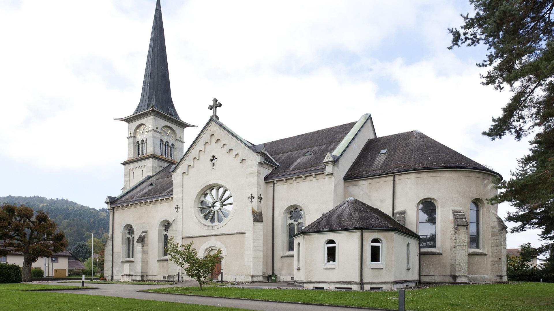 Neuenhof, St. Josef | © Roger Wehrli