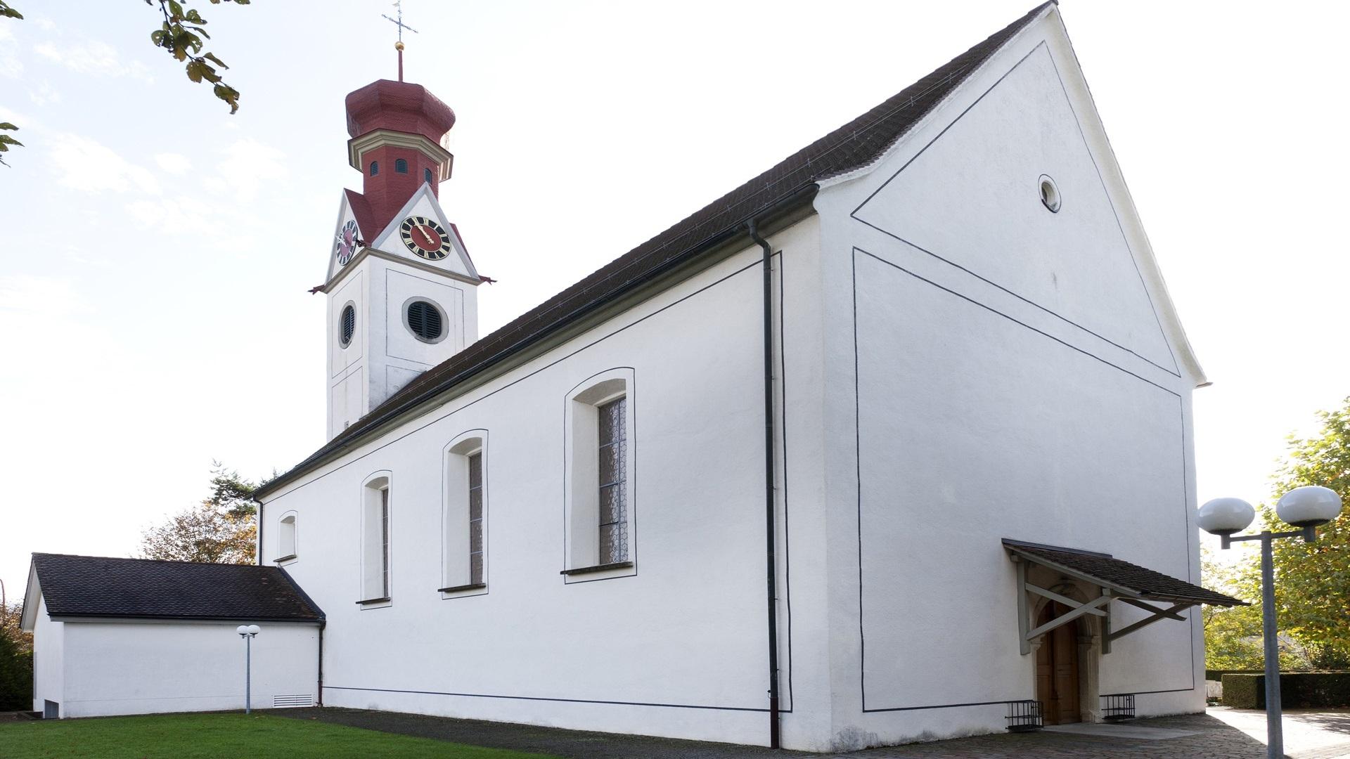 Niederwil, St. Martin | © Roger Wehrli