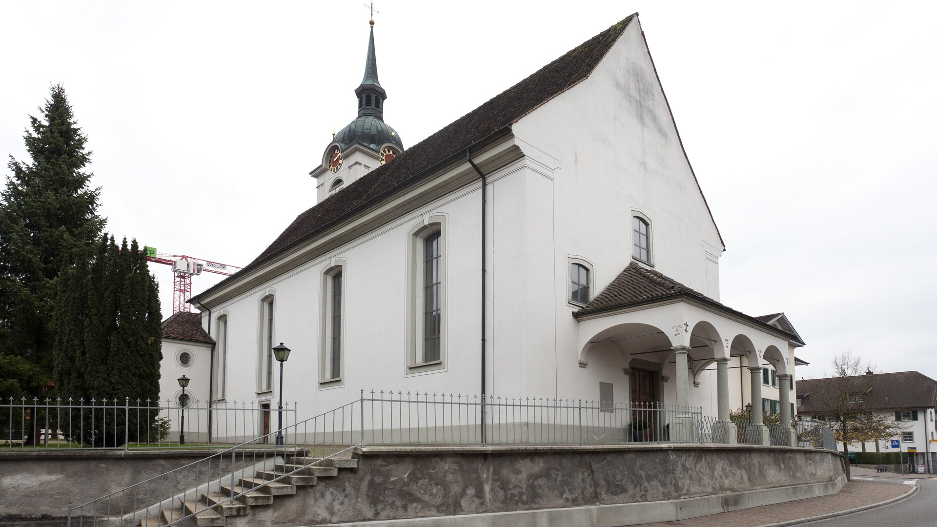 Lunkhofen, St. Leodegar | © Roger Wehrli
