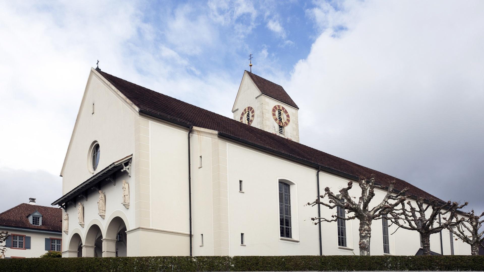 Rohrdorf, St. Martin | © Roger Wehrli