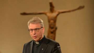 Olav Fykse Tveit, Generalsekretär des Weltkirchenrates (ÖRK). | © kna-bild