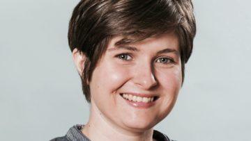 Olivia Slavkovksy, Fachstelle Jugend der reformierten Kirche im Aargau. | © zvg