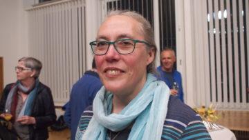 Unterstützerin aus Wettingen/Neuenhof: Die reformierte Sozialdiakonin Yvonne Keller. | © Andreas C. Müller