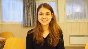 Will Land und Leute an der Westküste Spaniens kennenlernen: Die 16-jährige Daria aus Mettau. | © Andreas C. Müller