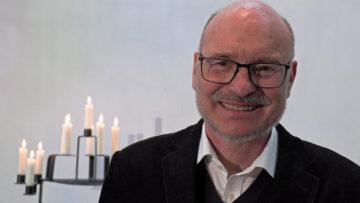 Der reformierte Pfarrer Peter Hediger freut sich, am Online-Gottesdienst zu Auffahrt mitwirken zu dürfen. | © Christian Breitschmid