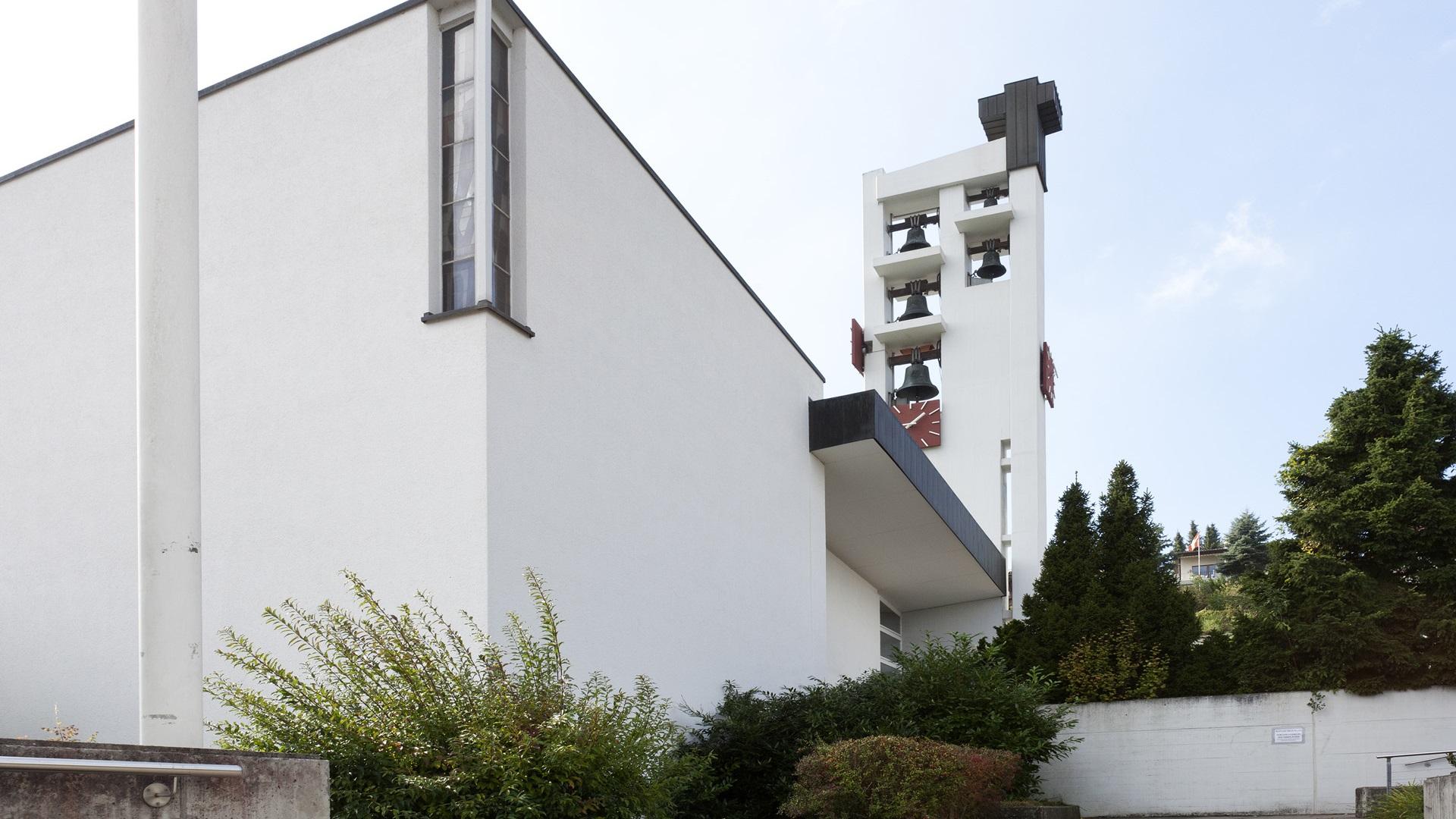 Rudolfstetten, Christ König | © Roger Wehrli