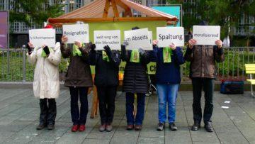 Der Schweizerische Katholische Frauenbund ist Teil der Allianz «es reicht!», die sich für eine dialogfähige, befreiende und solidarische Kirche einsetzt. | © SKF