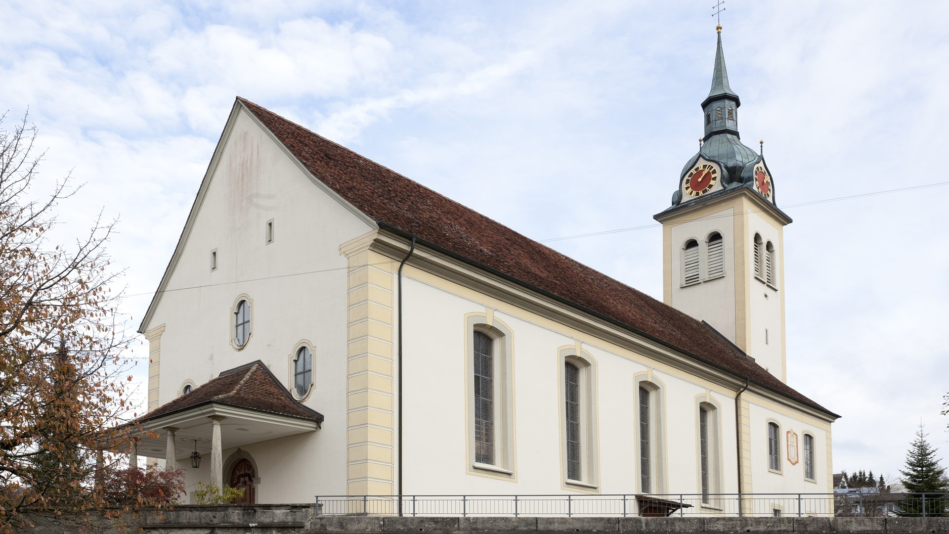 Sarmenstorf, Heilig Kreuz | © Roger Wehrli