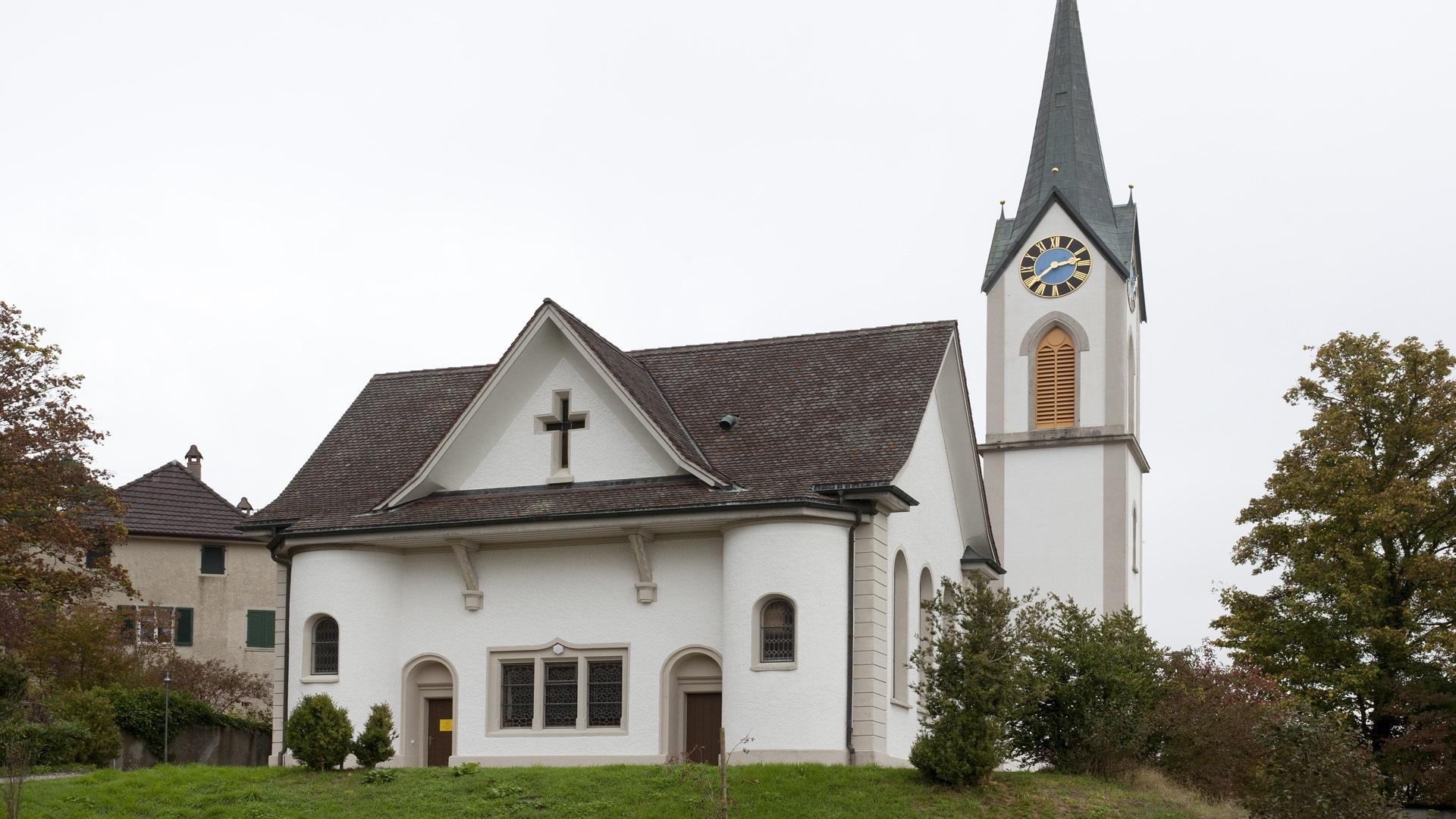 Schneisingen-Siglistorf, St. Nikolaus | © Roger Wehrli