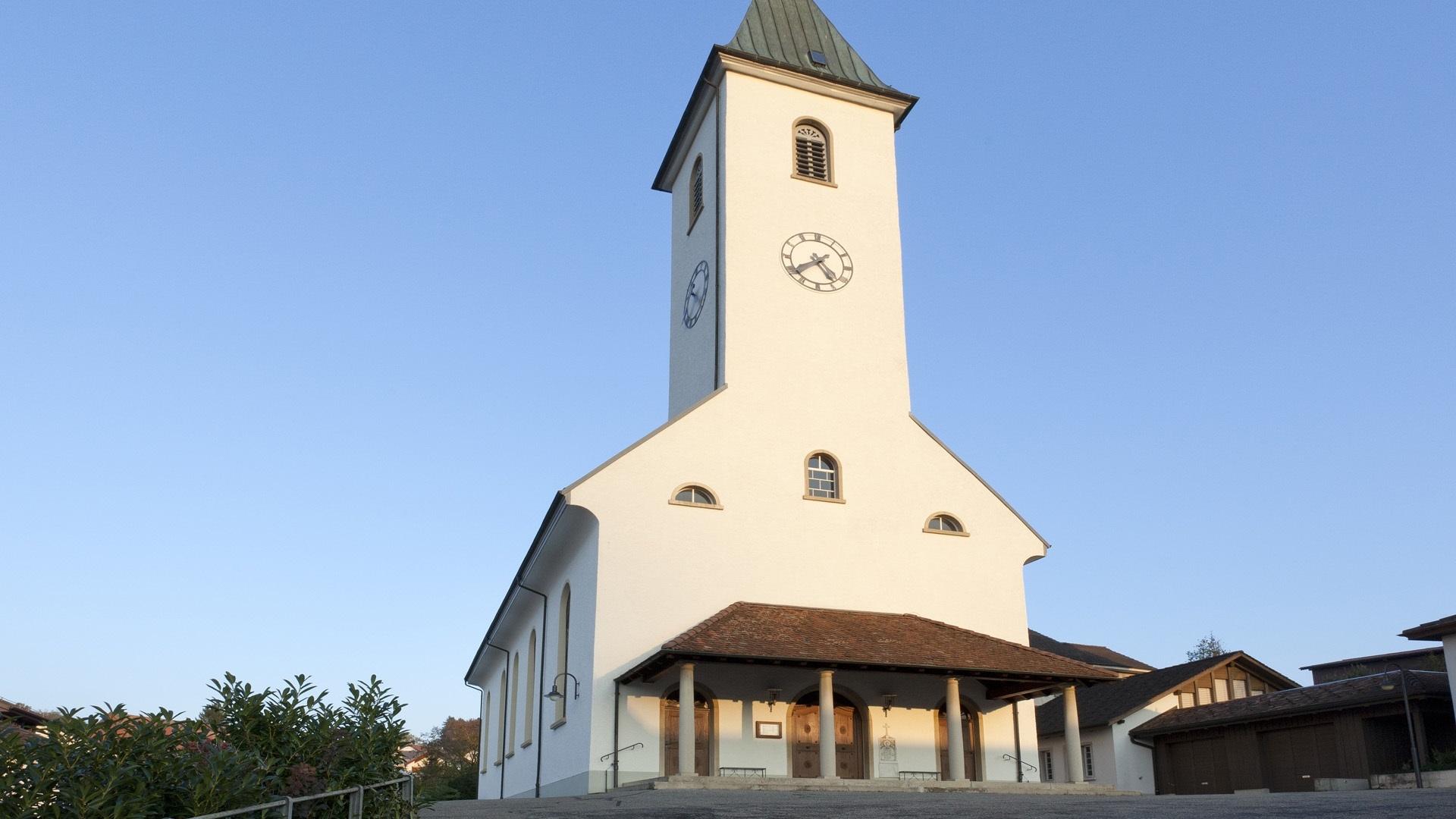 Schupfart, St. Leodegar | © Roger Wehrli