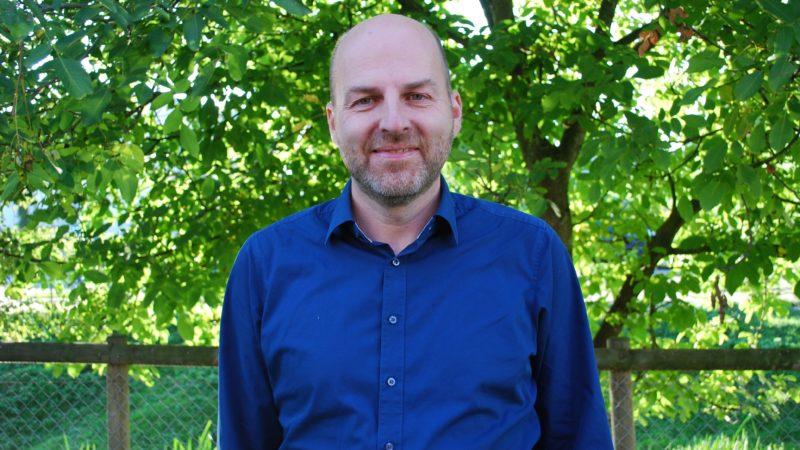 Leitet seit zwei Jahren das kirchliche Hilfswerk Fastenopfer: Der gebürtige Deutsche Bernd Nilles.