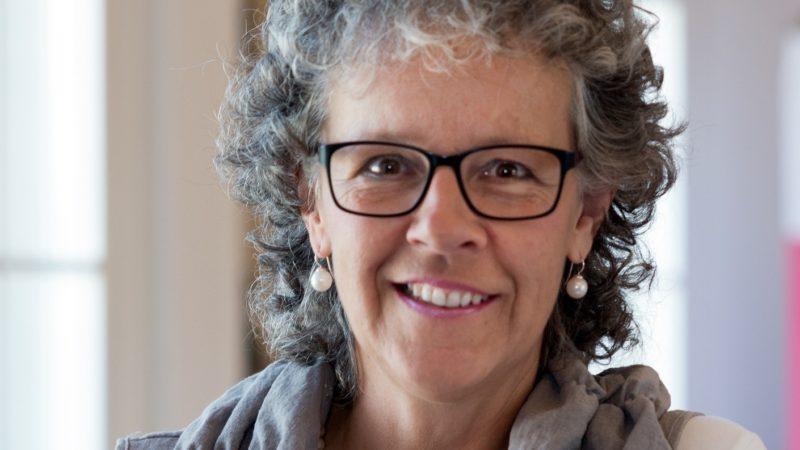 Simone Curau-Aepli ist seit einem Jahr Präsidentin des Schweizerischen Katholischen Frauenbunds. Im Interview mit kath.ch blickt sie auf ihr erstes Amtsjahr zurück. | © SKF