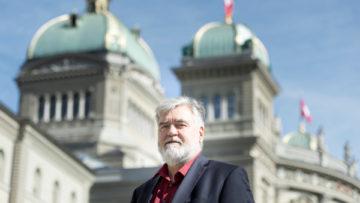 Stefan Bucher ist Religionsforscher und Professor an der Universität Bern. | © Valérie Chételat