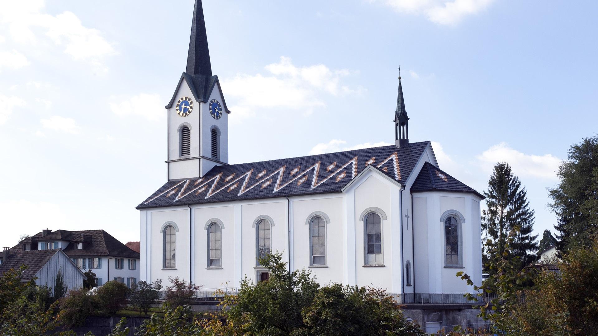 Stetten, St. Vinzenz | © Roger Wehrli