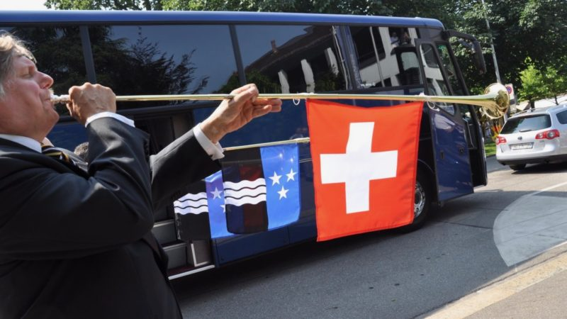 Am Eidgenössischen Dank-, Buss- und Bettag veröffentlichen abwechslungsweise jeweils die Aargauer Landeskirchen sowie die Aargauer Regierung eine Grussbotschaft. | © Roger Wehrli