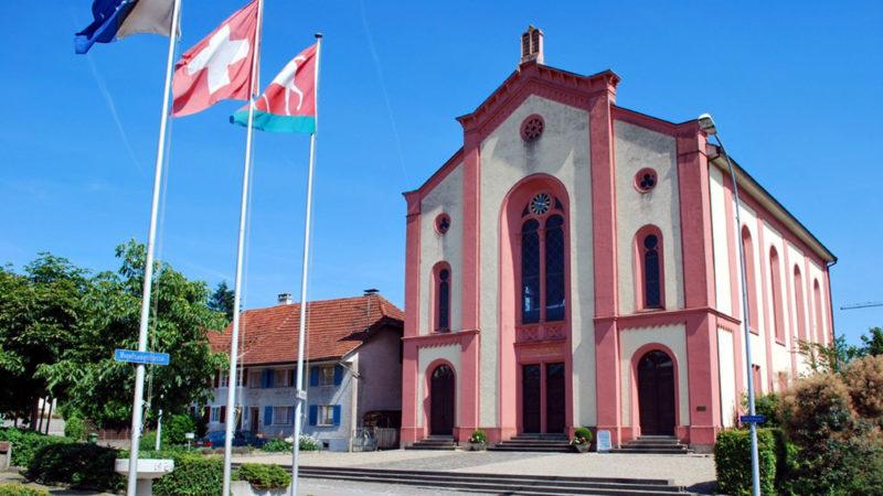 Synagoge in Lengnau im Aargauer Surbtal. | © Barbara Ludwig