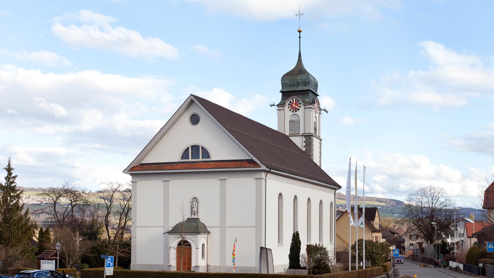 Tägerig, St. Wendelin   © Roger Wehrli
