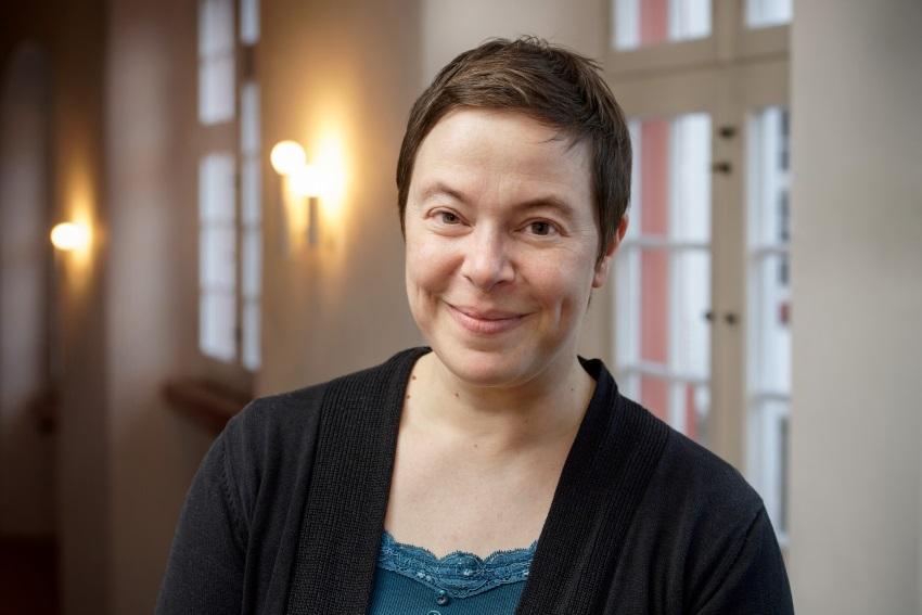 Anne Burgmer, Redaktion | © Felix Wey