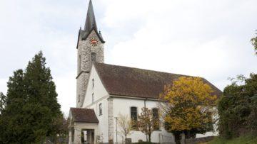 Auf dem Wunschzettel von Regisseur Gallus Ottiker standen Aufführungen in den katholischen Kirchen Lengnau und Unterendingen. | © Roger Wehrli