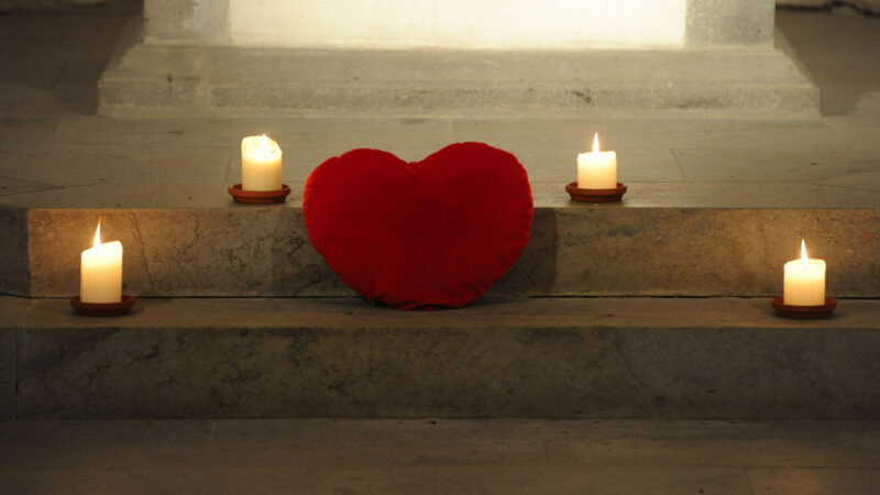 Segnungsfeiern für Verliebte: Seit 12 Jahren gibt es im Aargau solche Veranstaltungen am Valentinstag. | © KNA