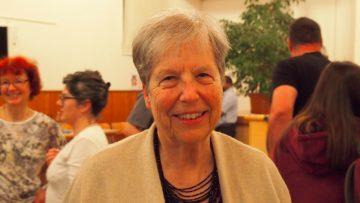 Support gab's auch von der Würenloser Kirchenpflegepräsidentin Verena Zehnder. | © Andreas C. Müller