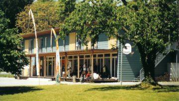 Die Villa Jugend in Aarburg | © zvg