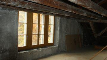 400 000 Franken investierte die Römisch-Katholische Landeskirche in die Renovation des Dachstocks. | zvg
