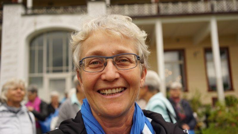 Vroni Peterhans ist eines der Mitglieder des neu gegründeten internationalen katholischen Frauennetzwerks. | © Vera Rüttimann