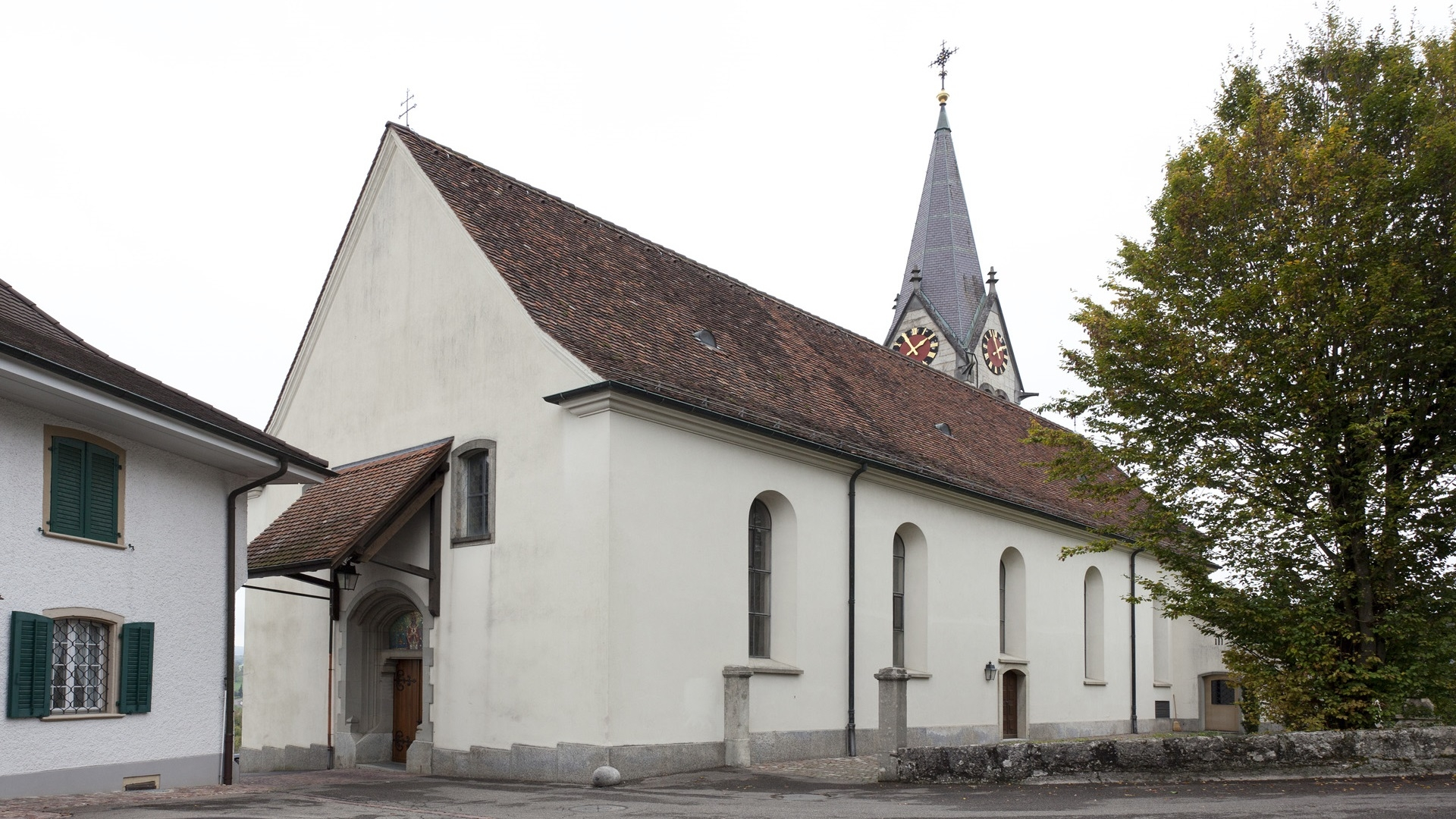Würenlingen, St. Michael   © Roger Wehrli
