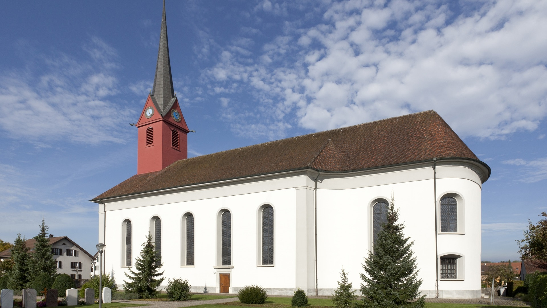 Waltenschwil, St. Nikolaus | © Roger Wehrli